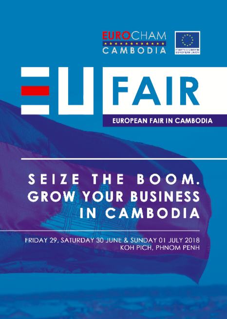 European Fair in Cambodia
